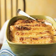 75 Healthy Casseroles | Swiss Enchiladas | CookingLight.com