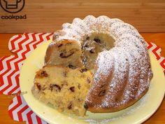 Dédi rumos - mazsolás kuglófja Ring Cake, Scones, Fudge, Muffin, Food And Drink, Breakfast, Recipes, Breads, Drinks