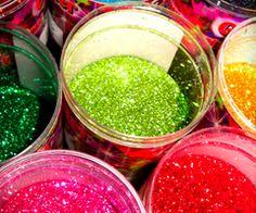 ☮✿★ Glitter pots ✝☯★☮