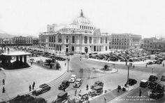 Palacio de Bellas Artes, Mexico.
