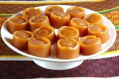 Domáce karamelové cukríky