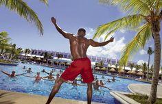Hotel Riu Montego Bay 5* All Inclusive   Never Get Bored! #DestinationJamaica www.mytimestravel.com