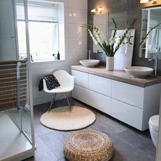 Badezimmer Inspiration For Your Home Is This Your Dream Home? Are you aware that a new type of home Diy Bathroom Decor, Bathroom Interior, Kitchen Decor, Teen Room Decor, Living Room Decor, Bedroom Decor, Dining Room, Decor Interior Design, Interior Decorating