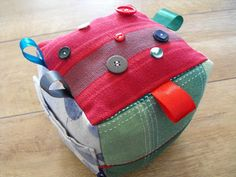 Hanmade: Hanmade fabric baby cube