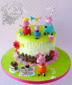 Little Pig ;)) - Cake by Beata Khoo