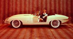 Jaguar 1961 E-type