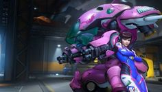 Heroes of the Storm News - Overwatch's D.Va will be making her way to the Heroes of the Storm Nexus. Blizzard made the announcement during a live stream event earlier today in celebration of the game's Heroes 2.0 update that brings a number of big changes into the game including loot boxes, sprays and much more (similar to those earned in Overwatch).