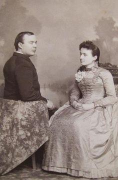 <b>Esta tradición de duelo de la era victoriana es fascinante</b>. Precaución: imágenes de gente muerta a continuación.
