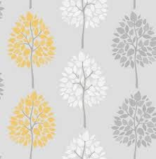 Image result for mustard and grey wallpaper