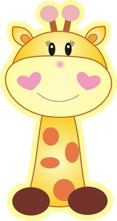 cute giraffe art - Google Search