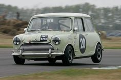 Morris Mini Cooper S at 2009 Goodwood Revival