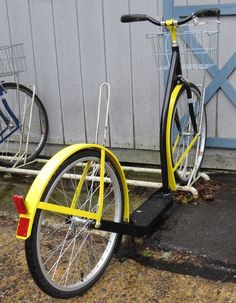 """Authentic Lancaster, PA 20"""" Amish Kick Scooter We're proud to offer these excellent kick scooters which are manufactured in a primitive Amish machine shop in Lancaster Pennsylvania. These very cool ve"""