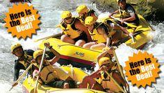 Rafting in Bali - Alam Rafting