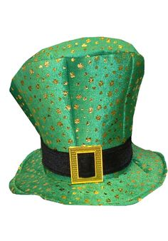 Great fun and supersized leprechaun hat for a Saint Patrick's Day celebration in style. The hat is light and comfortable, ideal for a busy atmosphere. Six Nations Rugby, Fancy Dress Hats, Welsh Dragon, Leprechaun Hats, Funky Design, Hats For Sale, Retro, Books, Style