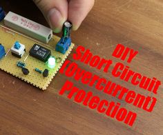 In this project I will show you how to create a simple circuit that can interrupt the current flow to a load when the adjusted current limit is reached. That mean...
