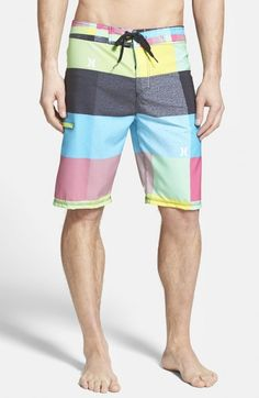 109533b129682 Shop men s phantom kingsroad board shorts from Hurley in our fashion  directory.