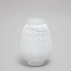 Image 1 of the product Rounded metallic lantern