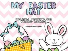 My Easter Hat ~**FREE**~
