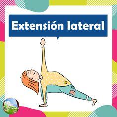 Fichas con posturas de YOGA para niños en PDF para descargar Kids Yoga Poses, Yoga For Kids, Exercise For Kids, Chico Yoga, Yoga 1, Mindfulness Exercises, Brain Gym, Tai Chi, Asana