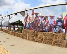 Este año la #FitVen2014 le rendirá homenaje al Comandante Eterno Hugo Chávez Frías
