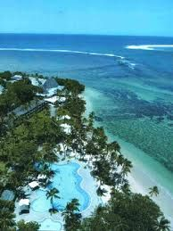 shangri la fiji 1 more month until our holiday then we begin a massive year of saving..