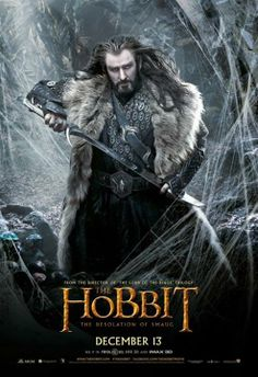 The Hobbit: The Desolation of Smaug (2013)...love love love