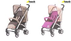 Baby prams & strollers from Hauck  #BabyPrams #Strollers