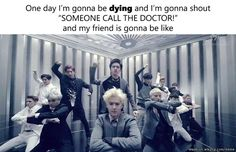 I guess this is the song I'm dying too | allkpop Meme Center >>> Actually I'd be that friend