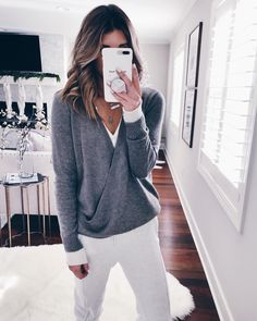 #ootd #wrapsweater