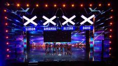 «Украинская группа взорвала зал на Британском Шоу Талантов»