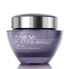 Resculpt your features with Anew Platinum Day Cream. Regain the elegance of a smooth neck and lifted jawline. Begin reducing deep horizontal neck lines after one day with this formula designed to lift, firm and support your skin. Regularly $38 online at www.youravon.com/my1724 #AVON #SKINCARE #SHOPAVONONLINE #SHOPONLINE #SKINCARESALE #BLOG #EYEMAKEUP #SKINCAREREVIEW #ANEWPLATINUM