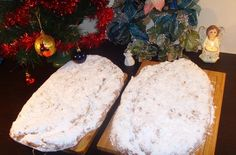 Foodista | Recipes, Cooking Tips, and Food News | Traditional German Christmas Stollen With Almond Marzipan