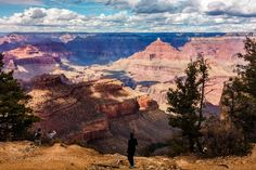 Popular on 500px : Grand canyon by lucamoriconi