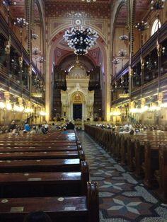 Synagogue Budapest !!