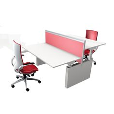 Canvaro Compact Bench Desks are height adjustable office workstations remedying numerous office-related problems. Many studies show that sitting and working can cause cardiovascular or muscular-skeletal ailments.