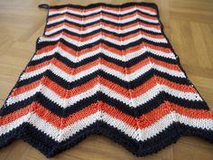 knitted tea towel