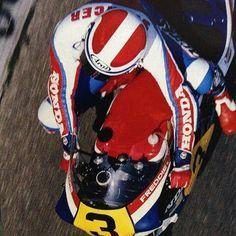 Freddie Spencer 1983 World Champion 500c.c.