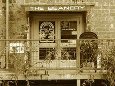 The Beanery - yummy coffee & pastries...and was our 1st date spot. <3 @Kim Mueller This place will always hold a special place in my heart even though the mochas are a bit watered down.
