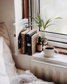 Leseecke # café Home sweet Home Sweet Home, Decoration Bedroom, Decor Room, Wall Decor, Dream Apartment, Cozy Apartment, Modern Apartment Decor, Bedroom Apartment, Apartment Living