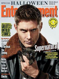 Supernatural ET cover 2017