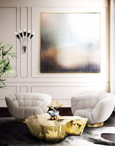 Home design ideas are all very personal and so having a few decorating tips before you start a new room is imperative. Here, you will find inspiration on how to bring patterns, prints, colors and textures into your contemporary interiors.