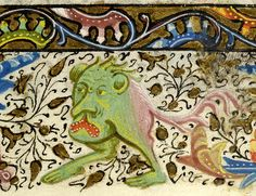 Jerome., MS M.357. Fol. 209r - Images from Medieval and Renaissance Manuscripts - The Morgan Library & Museum