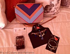 Mix of Colors and Patterns: Fashion Haul: Abril