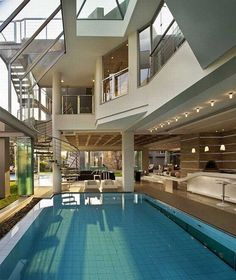 Big Houses With Pools big houses with pools | this large pool house has a large covered