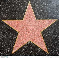 hollywood walk of fame star clipart hollywood walk of fame rh pinterest co uk Hollywood Sign Clip Art Hollywood Sign Clip Art