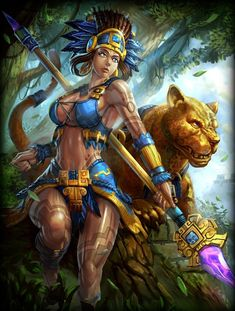 Smite is a third-person multiplayer online battle arena video game developed and published by Hi-Rez Studios on PC, and Switch. Fantasy Art Women, Beautiful Fantasy Art, Dark Fantasy Art, Fantasy Girl, Fantasy Artwork, Fantasy Female Warrior, Female Art, Fantasy Character Design, Character Art