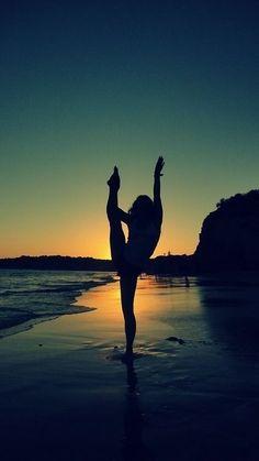 Love doing splits
