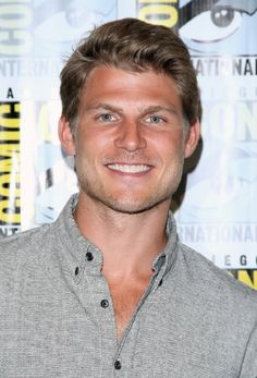 Travis Van Winkle at event of The Last Ship (2014) This guy is quite yummy in this show.