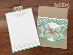 The Speckled Sparrow: Water Colour Wings For Eureka Stampers Blog Hop