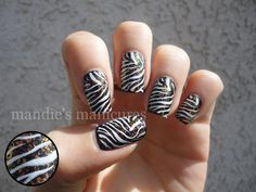 How flippin awesome are these nails!?